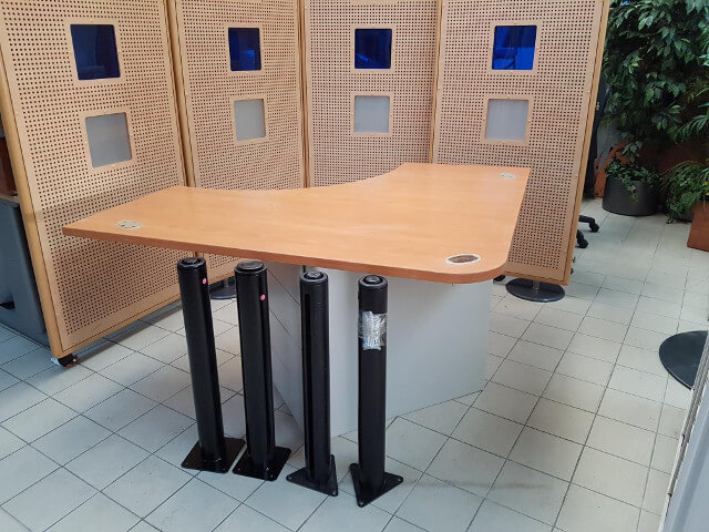 Bureau symétrique