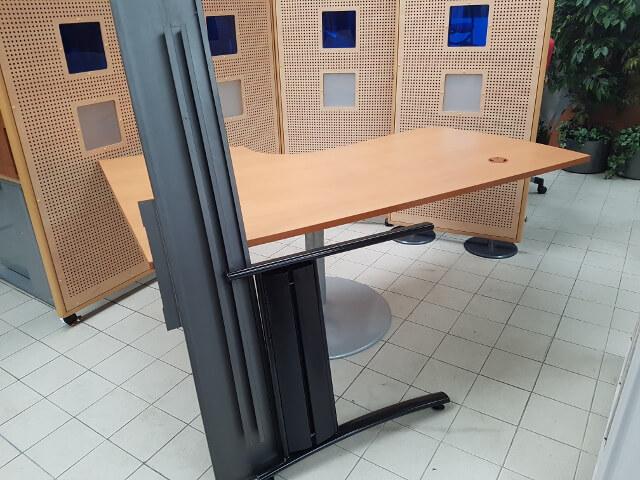 Bureau arrondi RONEO