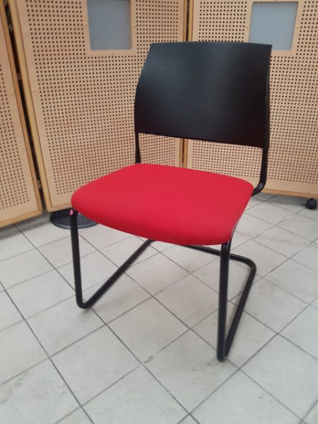 chaise pied luge