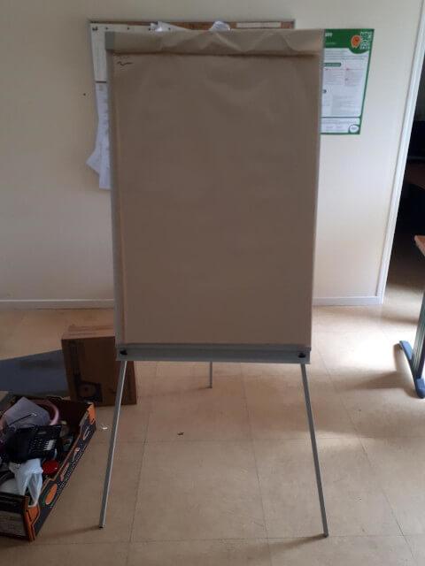 Z7.12 Tableau sur 3 pieds