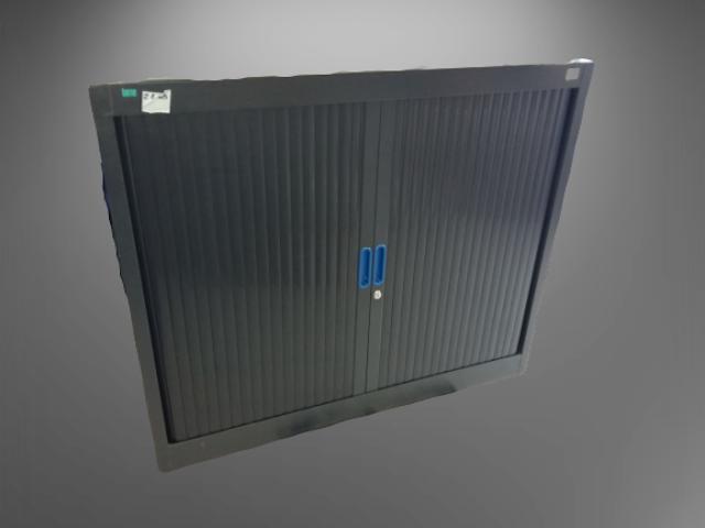 armoire basse L120 graphite AIRBORN