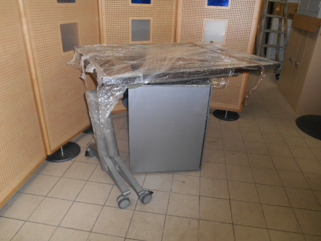 table rabattable wengue L120 p80