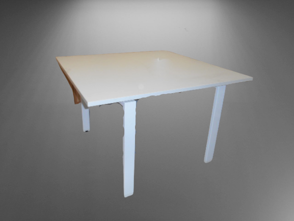 table carré L120