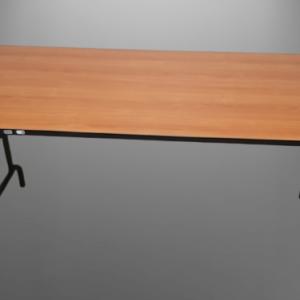 Z5.14 TABLE PLIANTE MERISIER L160 P80 (FPC)